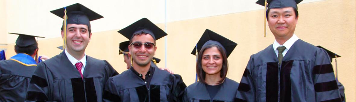 M.S. & Ph.D. in Statistics